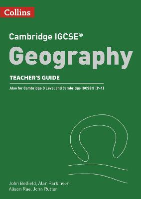 Cambridge IGCSE Geography Teacher Guide