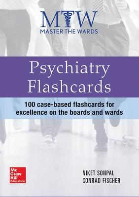Master the Wards: Psychiatry Flashcards
