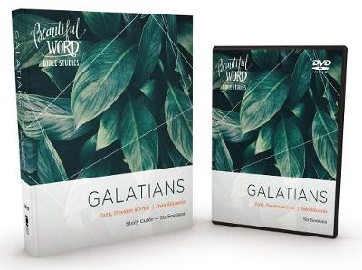 Galatians Study Guide with DVD
