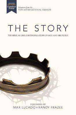 NIV, The Story, Hardcover, Comfort Print