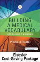 Medical Terminology Online with Elsevier Adaptive Learning for Building a Medical Vocabulary (Access Card and Textbook P