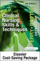 Nursing Skills Online Version 4.0 for Clinical Nursing Skills and Techniques (Access Code and Textbook Package)