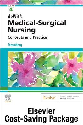 Medical-Surgical Nursing, 4e Text and Study Guide Package