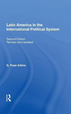 Latin America In The International Political System