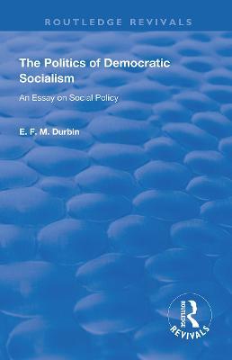 The Politics of Democratic Socialism