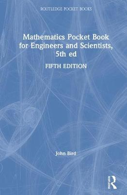 Mathematics Pocket Book for Engineers and Scientists