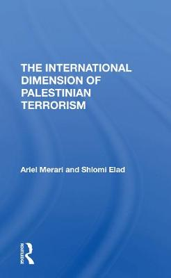 The International Dimension Of Palestinian Terrorism