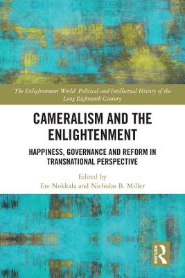 Cameralism and the Enlightenment