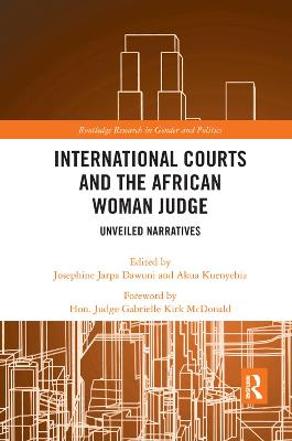 International Courts and the African Woman Judge