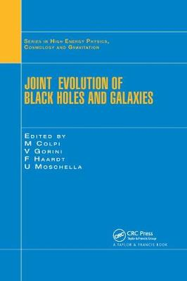 Joint Evolution of Black Holes and Galaxies