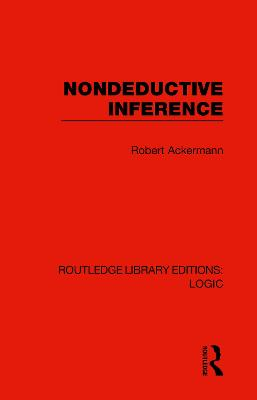 Nondeductive Inference
