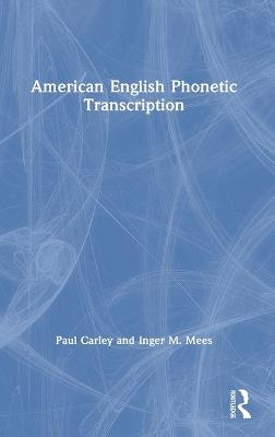 American English Phonetic Transcription
