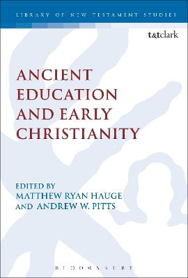 Ancient Education and Early Christianity
