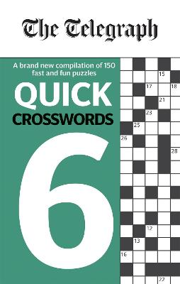 Telegraph Quick Crosswords 6