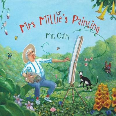 Mrs Millie's Painting