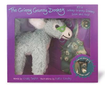The Grinny Granny Book and Toy