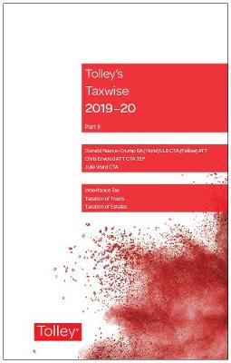 Tolley's Taxwise II 2019-20