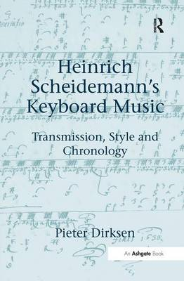 Heinrich Scheidemann's Keyboard Music