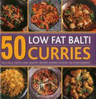 50 Low Fat Balti Curries
