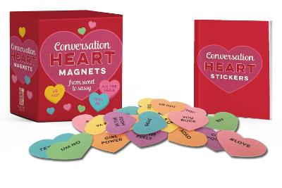 Conversation Heart Magnets