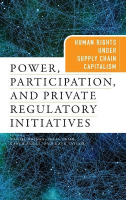 Power, Participation, and Private Regulatory Initiatives