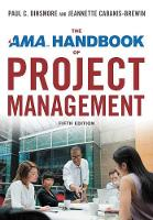 AMA Handbook Of Project Management [5th Edition]