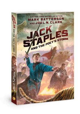 Jack Staples and the Poet's Storm, Volume 3