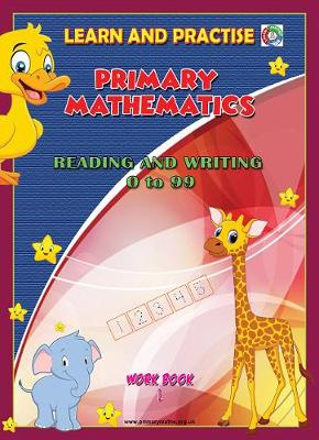 LEARN BY PRACTISE: Primary Mathematics Workbook ~ 1