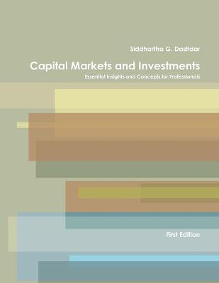 Capital Markets and Investments