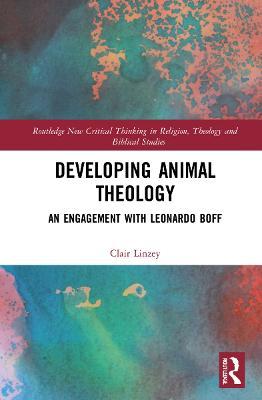 Developing Animal Theology