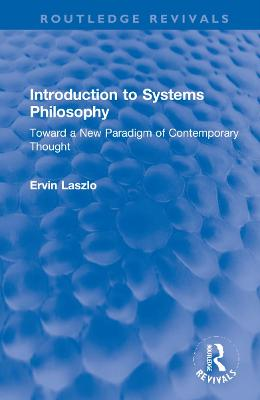 Introduction to Systems Philosophy
