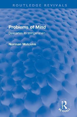 Problems of Mind