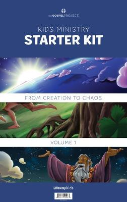 The Gospel Project for Kids: Kids Ministry Starter Kit - Volume 1 from Creation to Chaos, 4