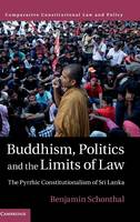 Buddhism, Politics and the Limits of Law
