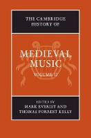 Cambridge History of Medieval Music