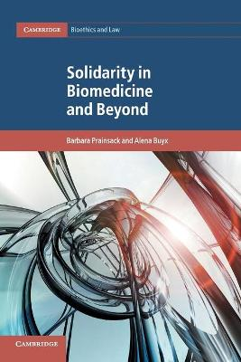 Solidarity in Biomedicine and Beyond