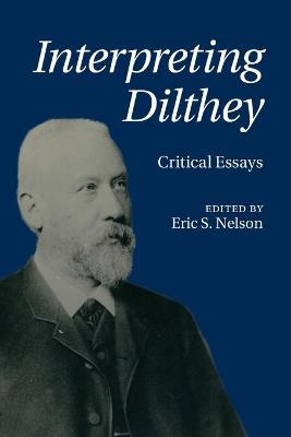 Interpreting Dilthey