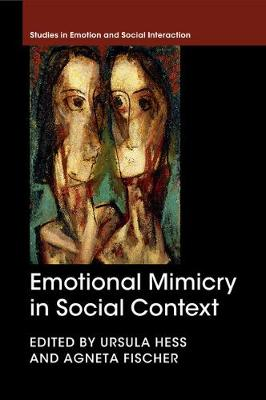 Emotional Mimicry in Social Context