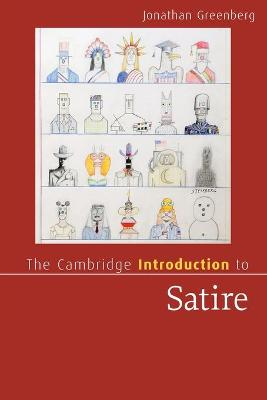 Cambridge Introductions to Literature
