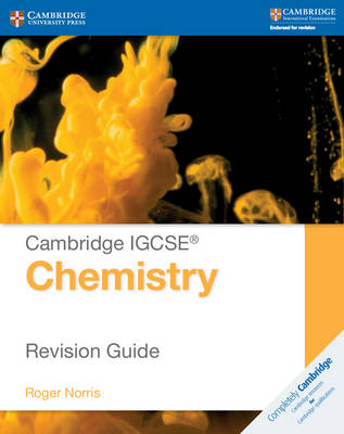 Cambridge IGCSE (R) Chemistry Revision Guide