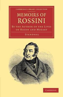 Memoirs of Rossini
