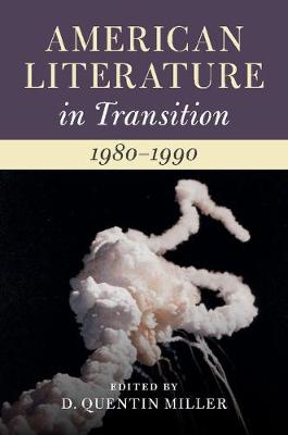 American Literature in Transition, 1980-1990