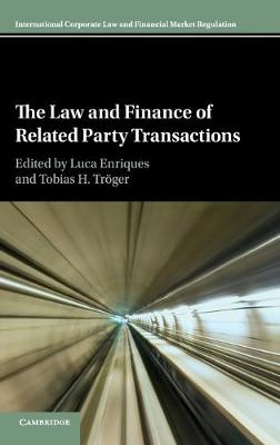 International Corporate Law and Financial Market Regulation
