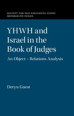 YHWH and Israel in the Book of Judges