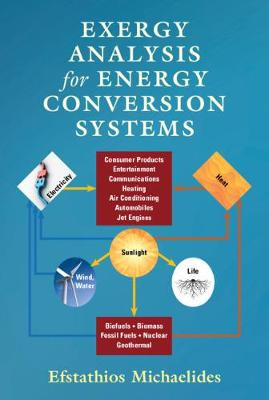Exergy Analysis for Energy Conversion Systems