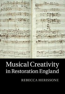 Musical Creativity in Restoration England