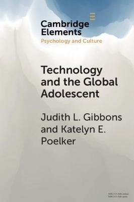 Technology and the Global Adolescent