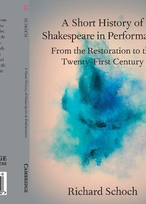 Elements in Shakespeare Performance
