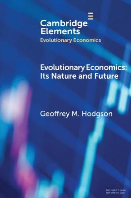 Elements in Evolutionary Economics