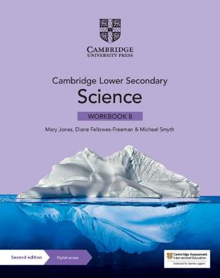 Cambridge Lower Secondary Science Workbook 8 with Digital Access (1 Year)